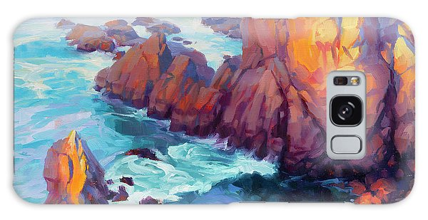 Tides Galaxy Case - Convergence by Steve Henderson