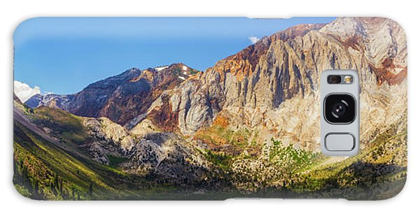 Convict Lake - Mammoth Lakes, California Galaxy Case