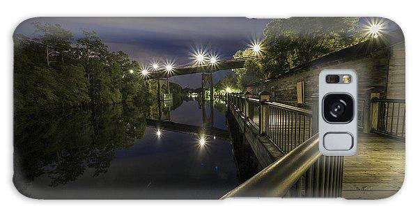 Conway Riverwalk Morning Galaxy Case