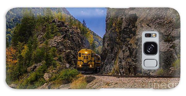 Conway Scenic Railroad Notch Train. Galaxy Case