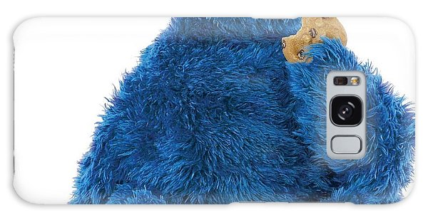 Cookie Monster Galaxy Case