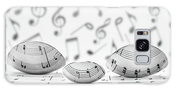 Cooking Is Like Music Galaxy Case