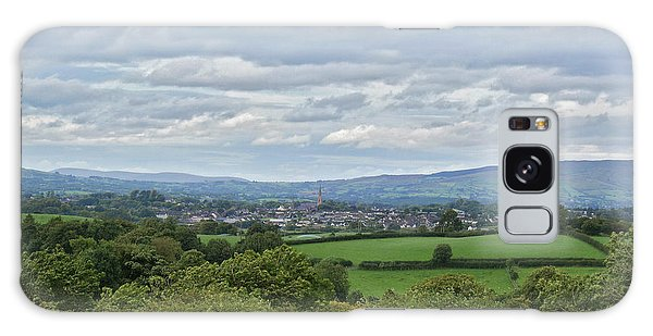 Cookstown Viewed From Tullyhogue Fort Galaxy Case