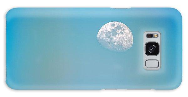 Cool Blue Galaxy Case