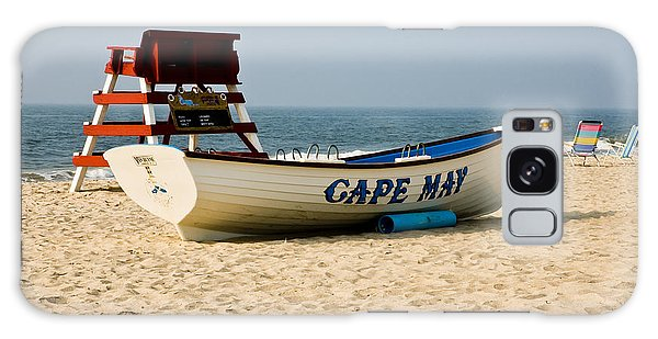 Cool Cape May Beach Galaxy Case