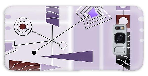Cool New Purple Galaxy Case
