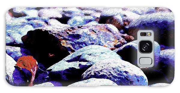 Cool Rocks- Galaxy Case