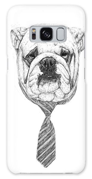 Professional Galaxy Case - Cooldog by Balazs Solti