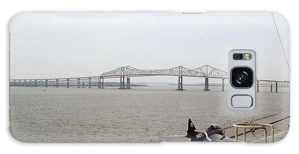 Cooper River Bridges Galaxy Case