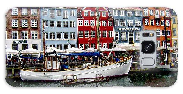 Copenhagen - Denmark Galaxy Case