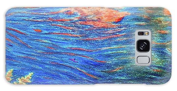 Copper Flow Galaxy Case