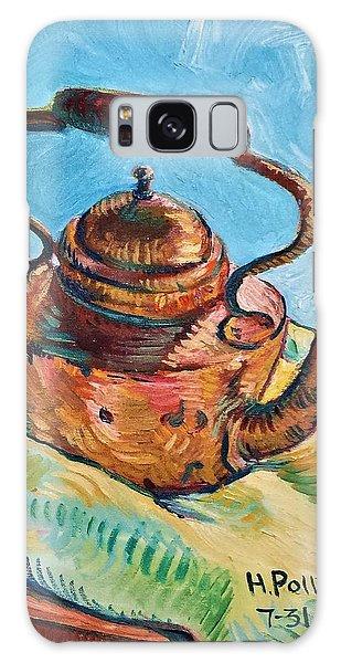 Copper Teapot Galaxy Case