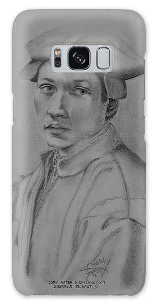 Copy After Michelangelo's Andreas Quaratesi Galaxy Case