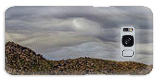 Copycat Clouds Galaxy Case