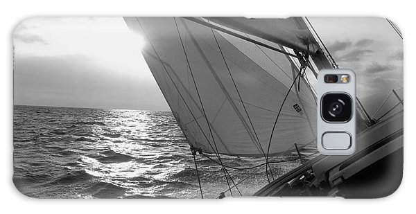 Coquette Sailing Galaxy Case