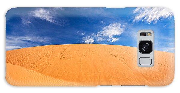 Coral Pink Sand Dunes State Park, Kanab, Utah Galaxy Case