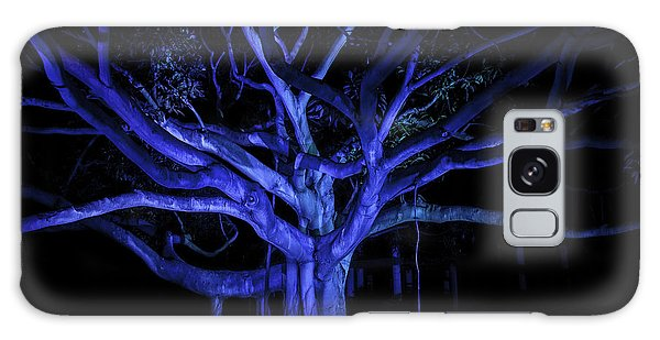Coral Tree Galaxy Case by Jason Moynihan