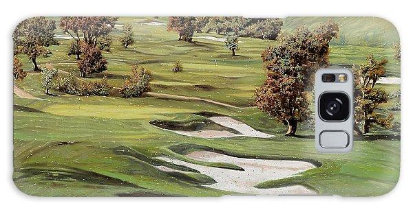 California Galaxy Case - Cordevalle Golf Course by Guido Borelli