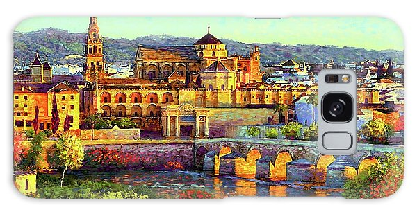 Islam Galaxy Case - Cordoba Mosque Cathedral Mezquita by Jane Small