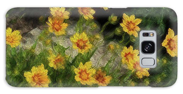 Coreopsis Tickseed Galaxy Case
