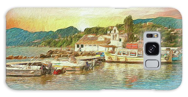 Corfu 30 My Passion Paintography Galaxy Case