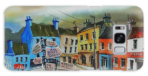 Cork... Glengarriff Signposts Galaxy Case