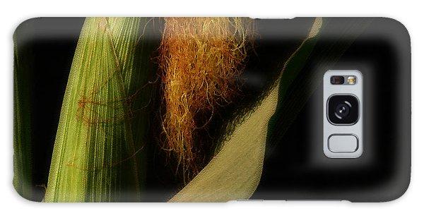 Corn Silk Galaxy Case