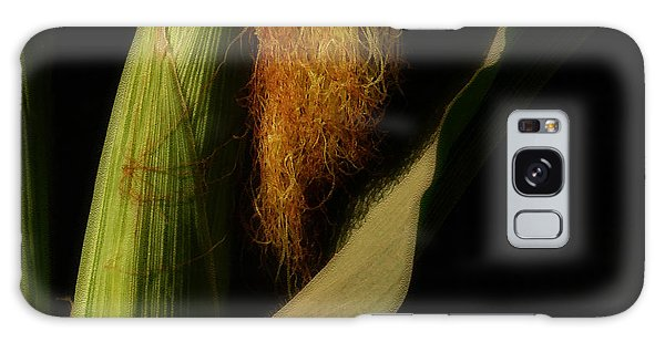 Corn Silk Galaxy Case