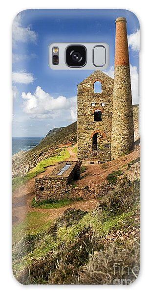 Cornish Tin Mine Galaxy Case