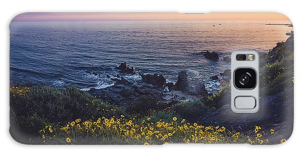 Corona Del Mar Super Bloom Galaxy Case