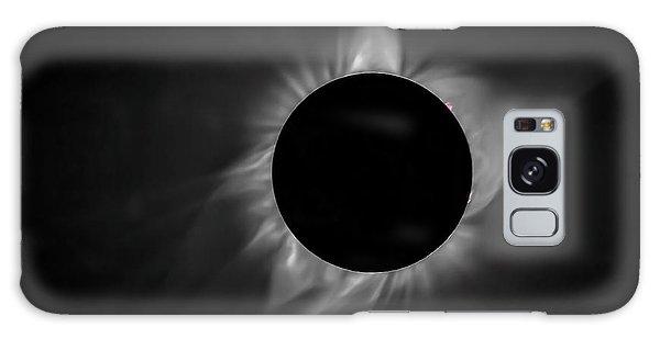 Corona During Total Solar Eclipse Galaxy Case
