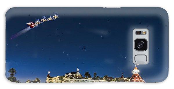 Coronado Christmas Galaxy Case