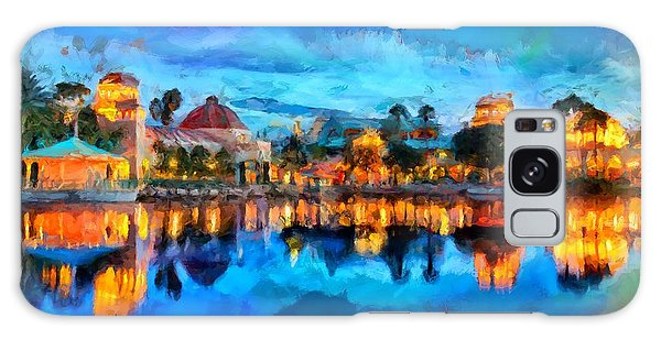 Coronado Springs Resort Galaxy Case