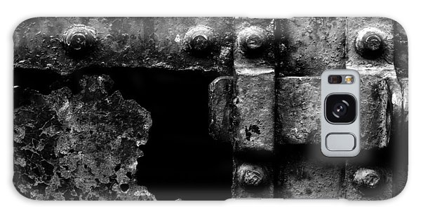 Galaxy Case - Corroded Door by Bob Neiman
