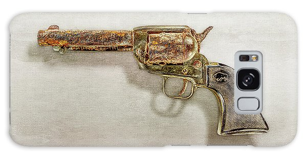 Corroded Peacemaker Galaxy Case by YoPedro