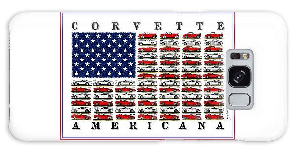 Corvette Americana Galaxy Case