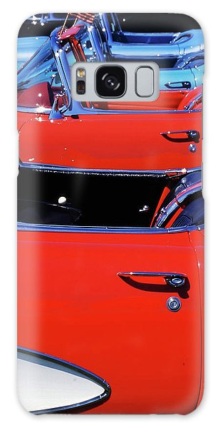 Corvette Row Galaxy Case