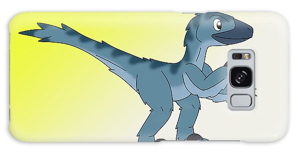 Cory The Raptor Galaxy Case