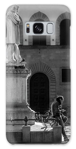 Cosimo Ridolfi Galaxy Case by Sonny Marcyan
