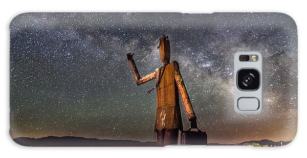 Cosmic Hitchhiker Galaxy Case