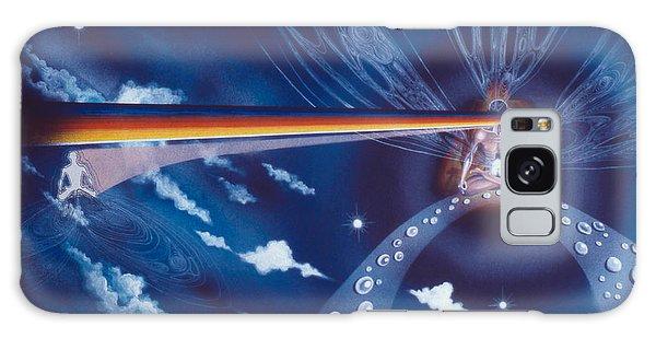 Cosmic Mediator Galaxy Case