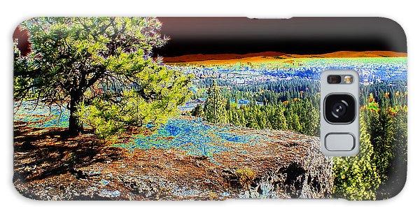 Cosmic Spokane Rimrock Galaxy Case