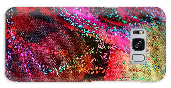 Cosmogenesis Galaxy Case by Jeanette French
