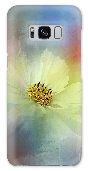 Cosmos Dreaming Abstract By Kaye Menner Galaxy Case
