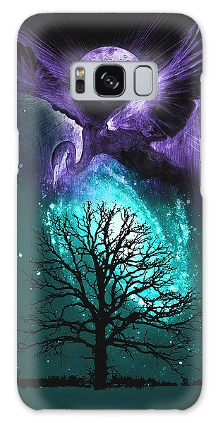 Cosmos Galaxy Case by Ragen Mendenhall