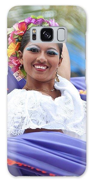 Costa Maya Dancer Galaxy Case