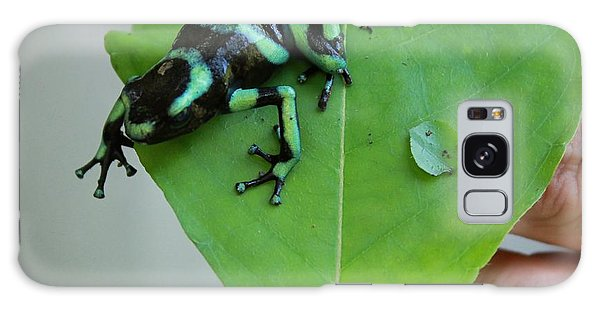 Costa Rican Poison Dart Frog Galaxy Case