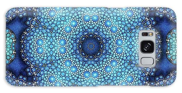 Cote D'azur Galaxy Case by Mo T