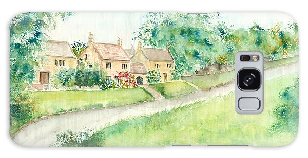 Cotswold Cottages Galaxy Case
