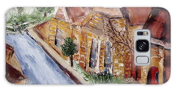 Cotswold Street Galaxy Case by Roxy Rich